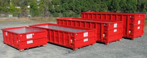 Overland Park KS Dumpster